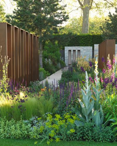 Design voor RHS Chelsea Garden Show 2010