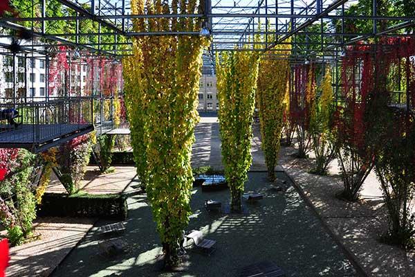 Verticale Tuin Intratuin : Mpo oerlikon park in zürich is verticale tuin en expo terrein