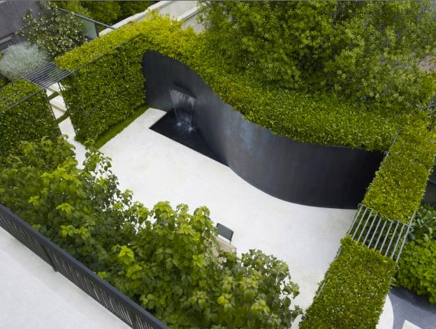 Waar een kleine tuin in san francisco groot in kan zijn tuinenstruinen org - Designer tuin ...