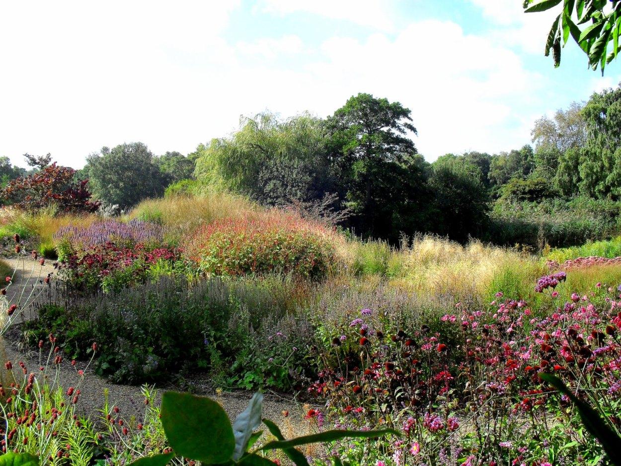 Pensthorpe Prarie Garden