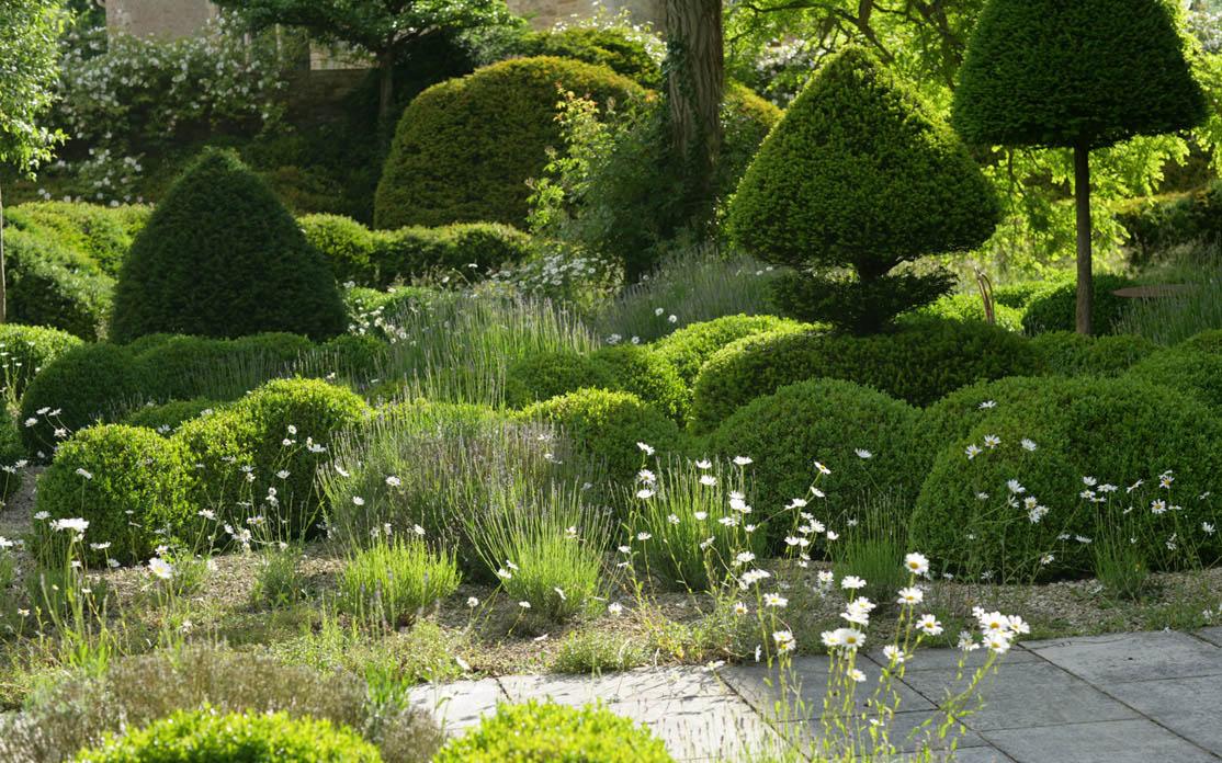 Arne Maynard S Ontwerp Voor Tuin In Oxfordshire
