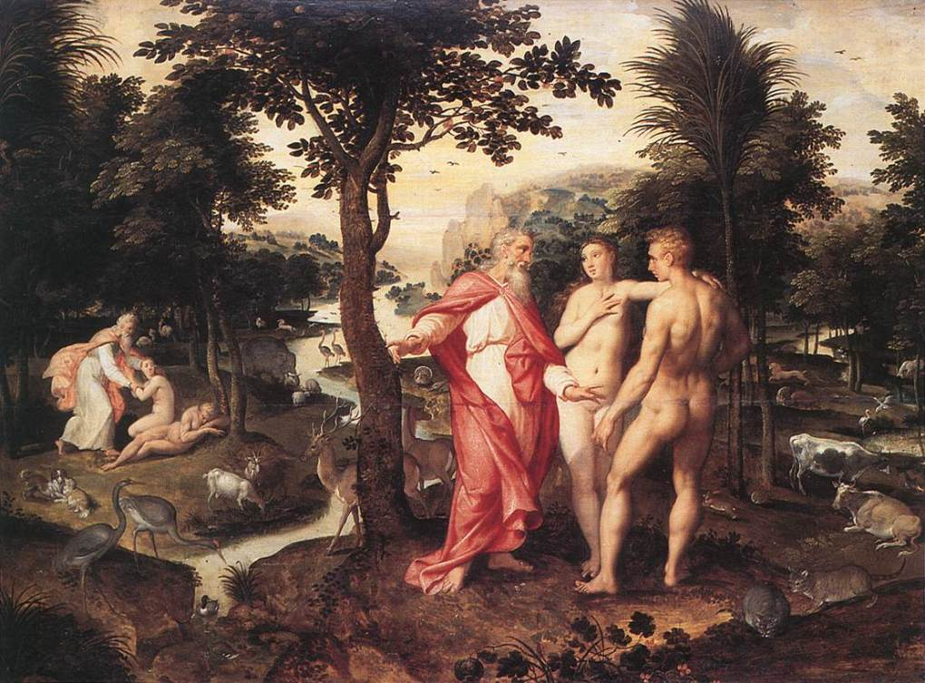 Garden of Eden  Jacob de Bakker