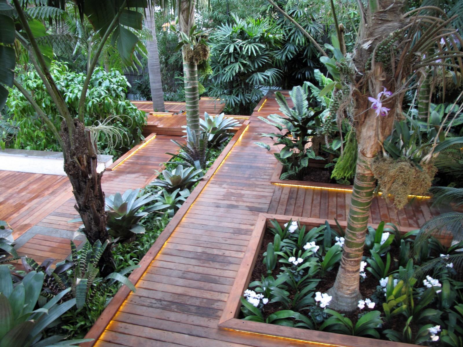 Een droom project voor ontwerper james durie for Jamie durie landscape design