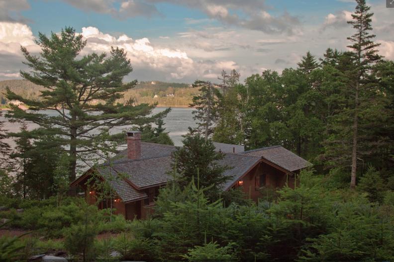 Le Petit Chalet - eclectic - landscape - boston - Matthew Cunningham Landscape Design LLC