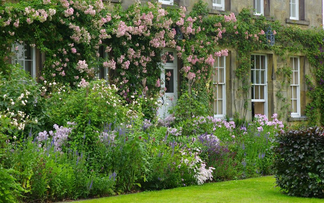 Modern Romantisch Design Arne Maynard In Derbyshire
