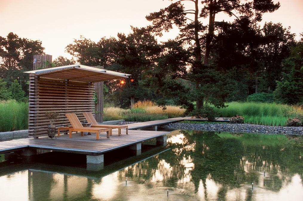 Swedish nature prominent in nordfjell designs - Tuin meubilair ...