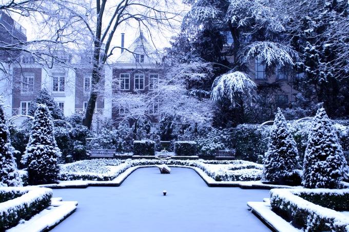 Geelvinck Hinlopen Garden Amsterdam