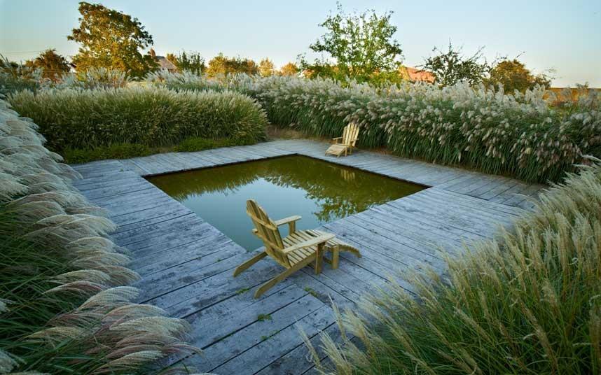 Le jardin plume in normandy tuinenstruinen org for Auzouville sur ry jardin plume
