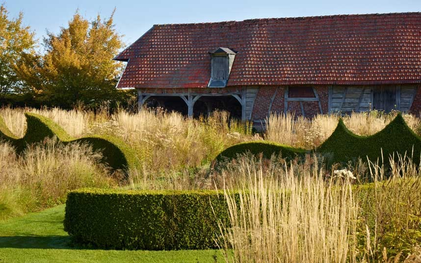 Le jardin plume in normandy tuinenstruinen org for Le jardin normand