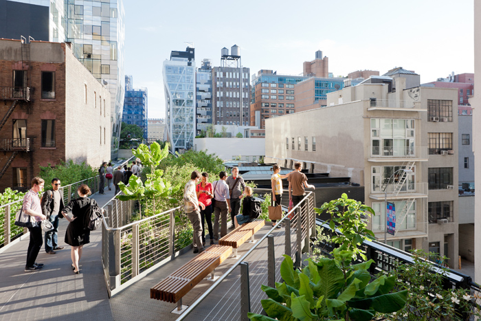 published with permission of Friends of The High Line New York