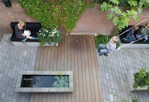 Tuin Den Bosch Foto; Jolanthe Lalkens