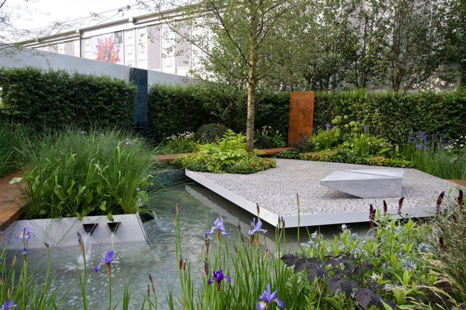 (RHS) RBC Waterscape Garden