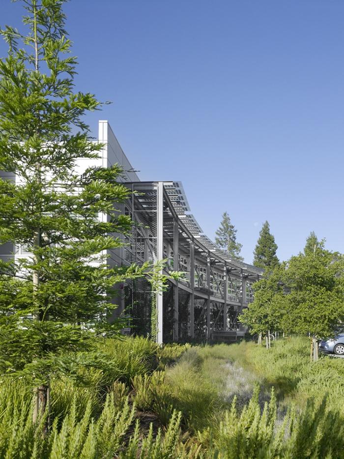NASA kantoor in Silicon Valley