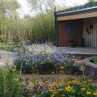 Tuin van de toekomst - Pompen of....een regentuin