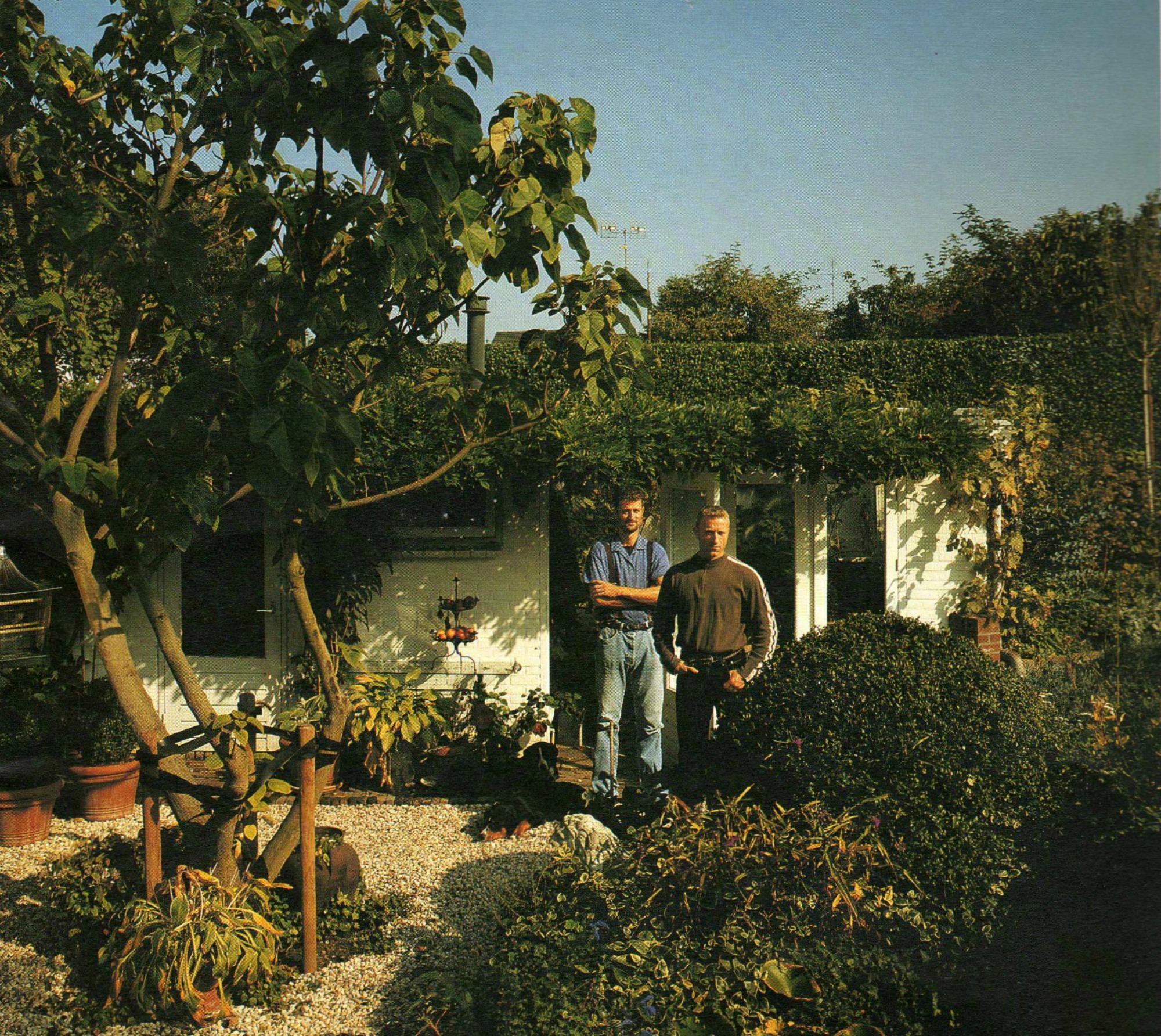 Tuinvedettes uit Gj. Deunk's archief: Jan van Opstal en Jo Willems (2), een eerbetoon