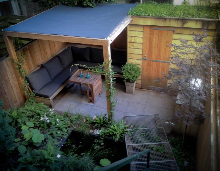 De tuinenstruinen top 10 2014 tuinenstruinen org - Klein zwembad in de kleine tuin ...