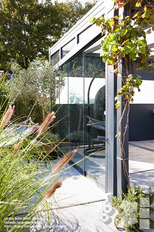 Binnen buitentuin outdoor cooking living als lifestyle beleving tuinenstruinen org - Buitentuin ontwerp ...