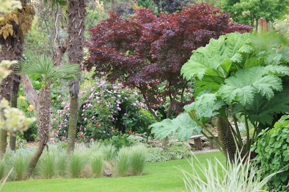 Engelse Landschapsstijl Tuin : Giardini di villa bricherasio di saluzzo u2013 tuinenstruinen.org