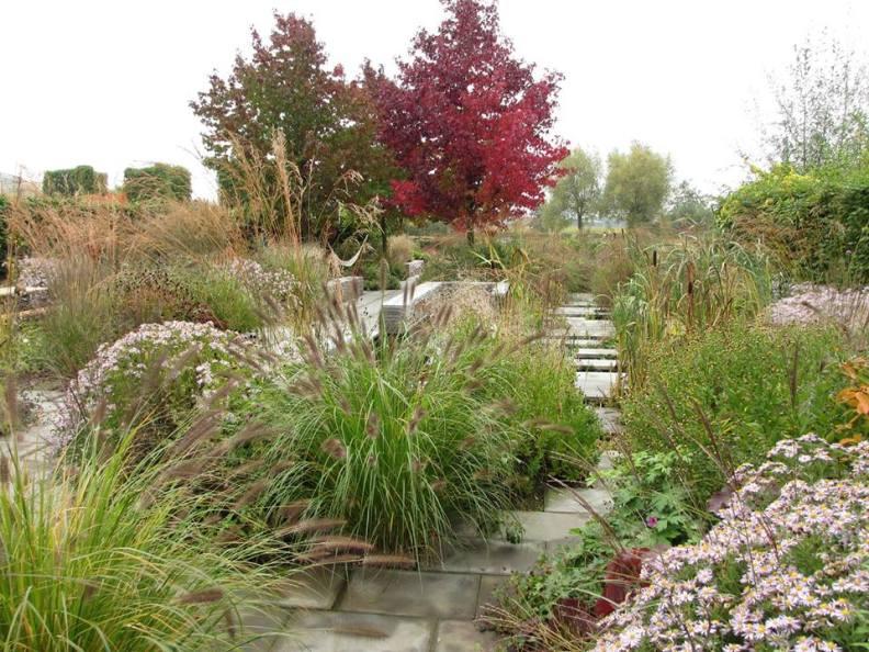De Inclusieve Tuin van Carrie Preston en Jasper Helmantel foto Marion Tiem
