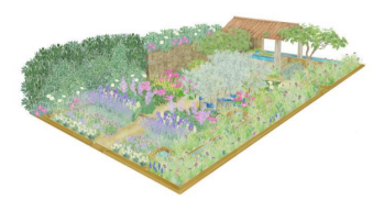 Perfumer´s Garden door James Basson