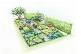 The Telegraph Garden door Marcus Barnett