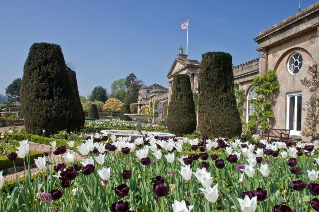 Bowood House & Gardens in Wiltshire Engeland