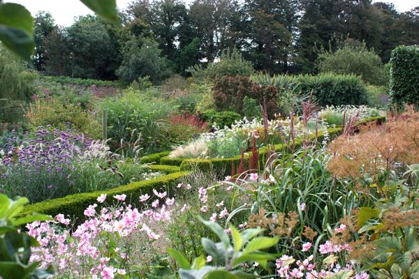 Schotse Cambo Gardens alle seizoenen mooi!
