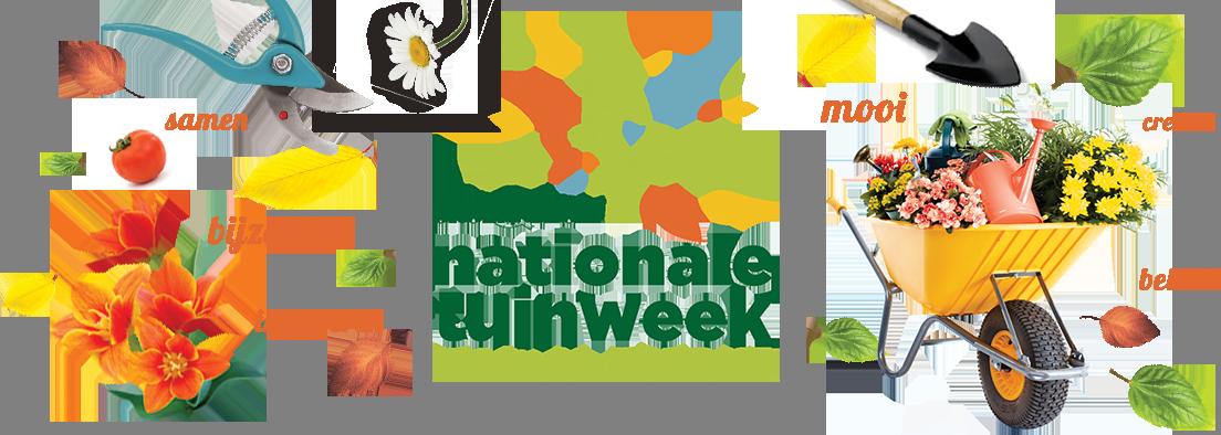De Groei & Bloei Nationale Tuinweek 2015