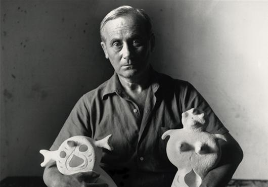 Photo-of-Joan-Miro