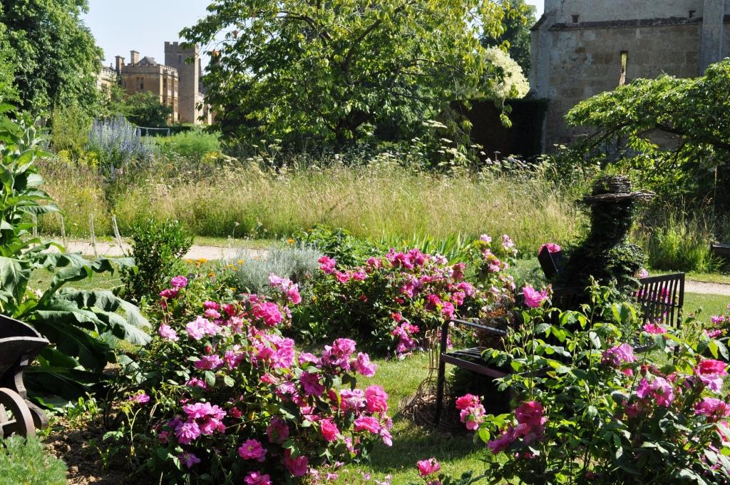 The Scented (geurende) Garden