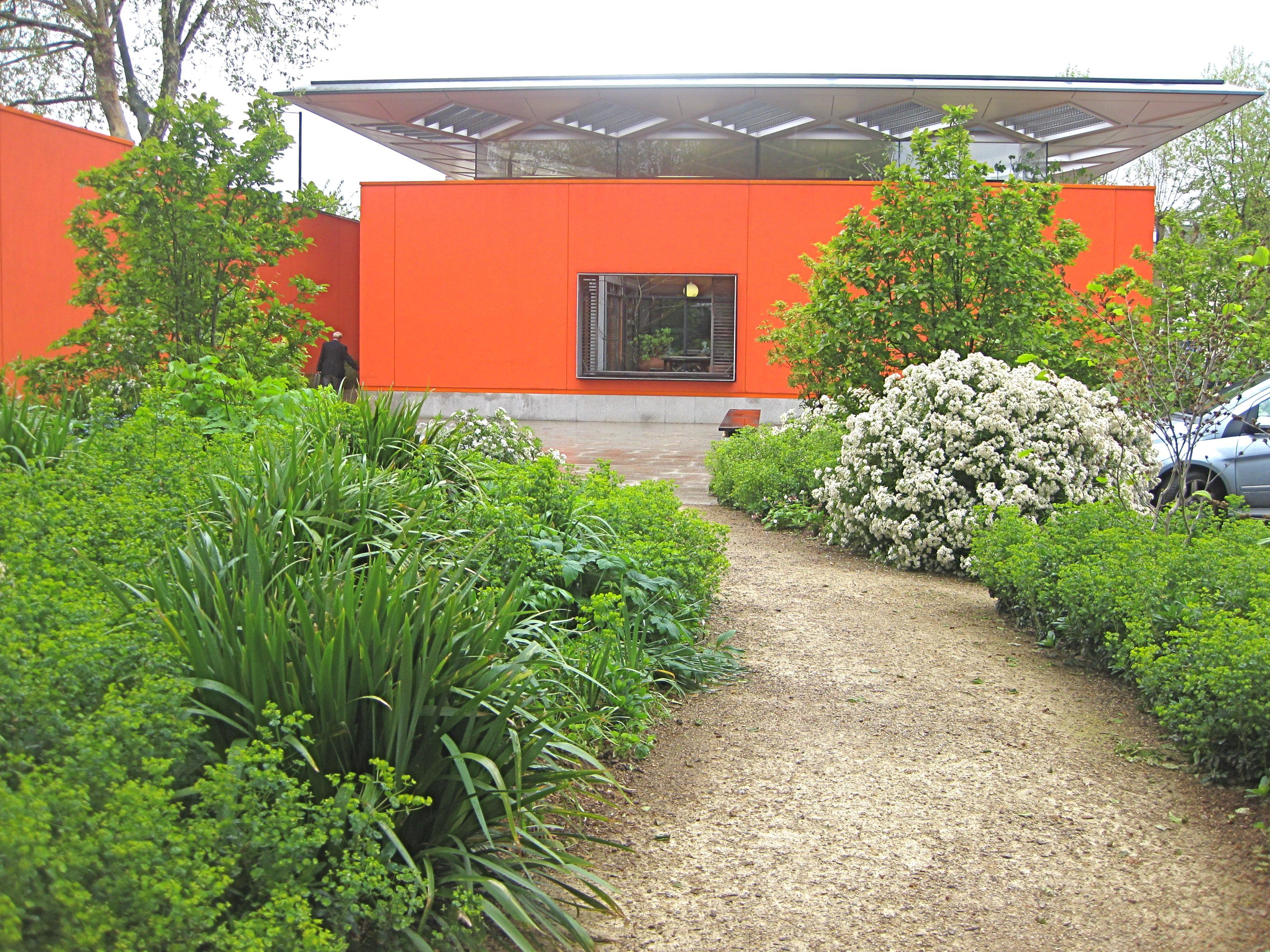 Maggie's centra, (groene) architectuur van de hoop ...