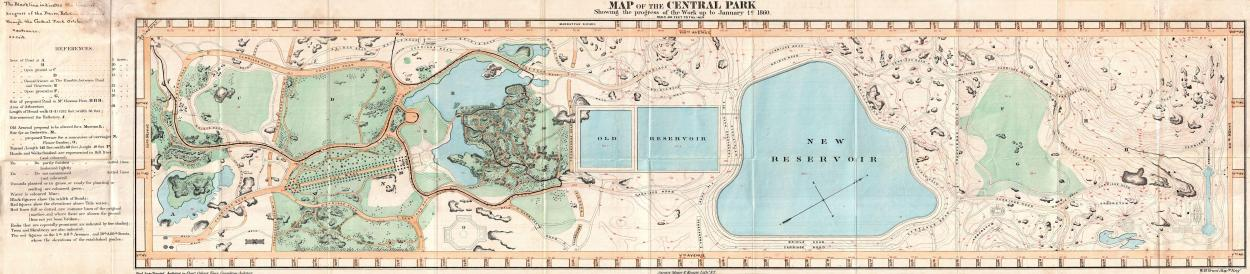 1860_Pocket_Map_of_Central_Park,_New_York_City_-_Geographicus_-_CentralPark-olmstead-1860