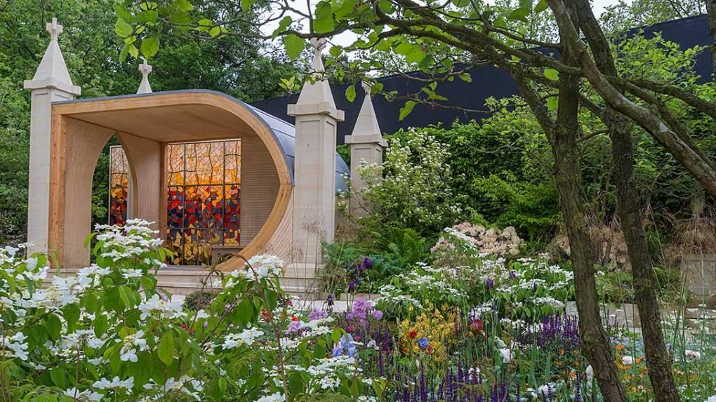 God's Own County – A Garden for Yorkshire. Matthew Wilson foto; RHS