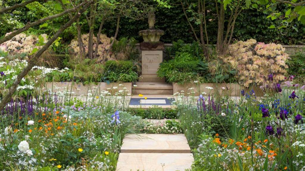 God's Own County – A Garden for Yorkshire. Matthew Wilson foto; RHS