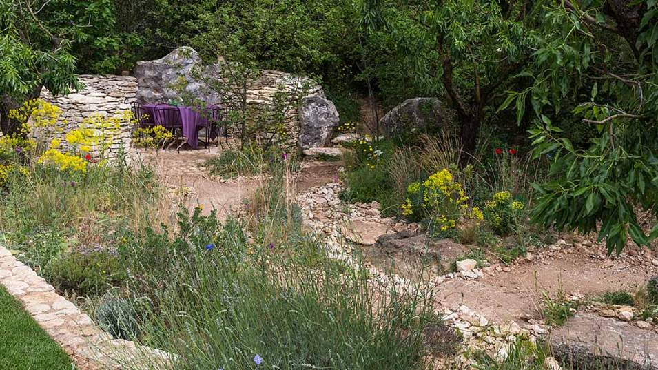 L'Occitane Garden door James Basson MSGD