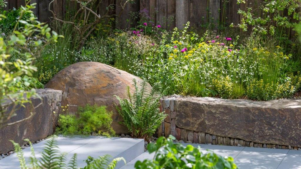 The M&G Garden door Cleve West