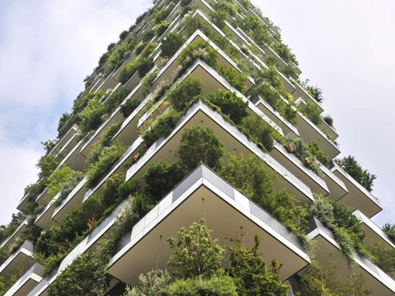 Bosco Verticale in Milaan
