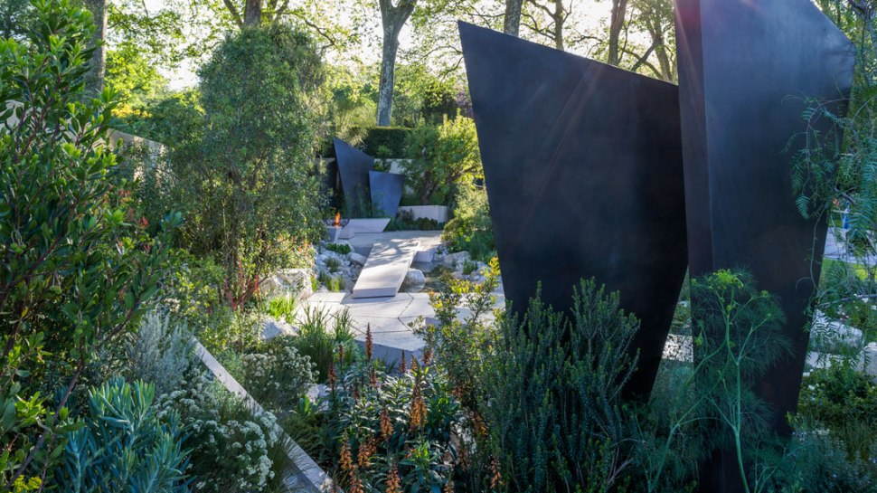 The Telegraph Garden door Andy Sturgeon. foto; RHS