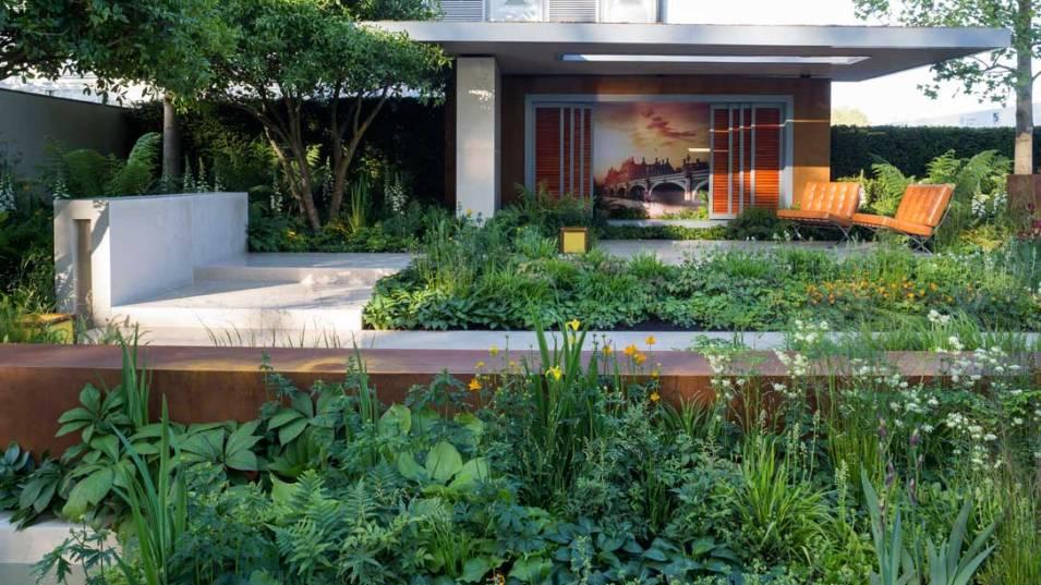 Vestra Wealth's Garden of Mindful Living door Paul Martin