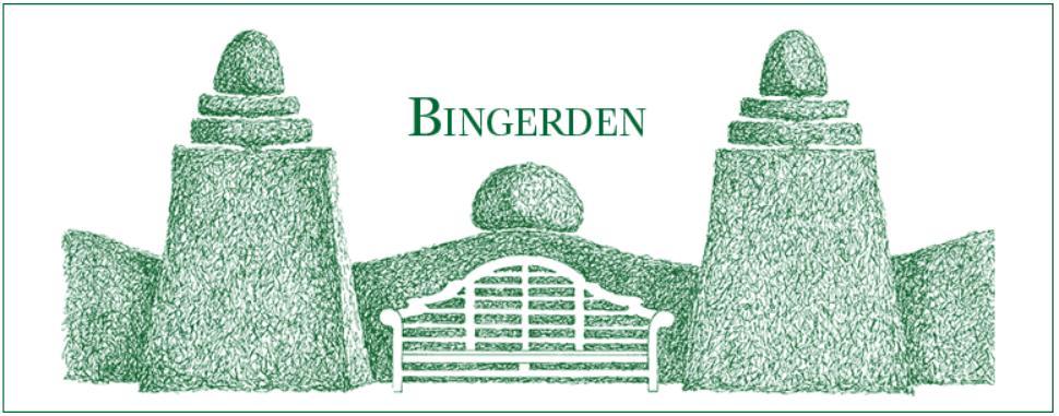 Bingerden logo