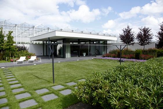 Moderne kijktuin met mooie plaatjes Allure Tuinen, Henk Zandee