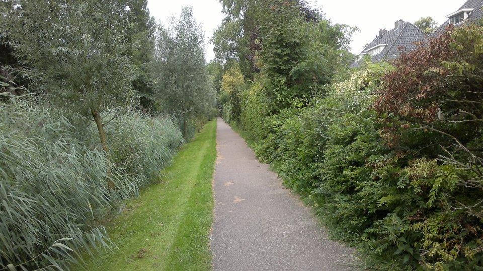 Tersteeg - van der Helstpaadje