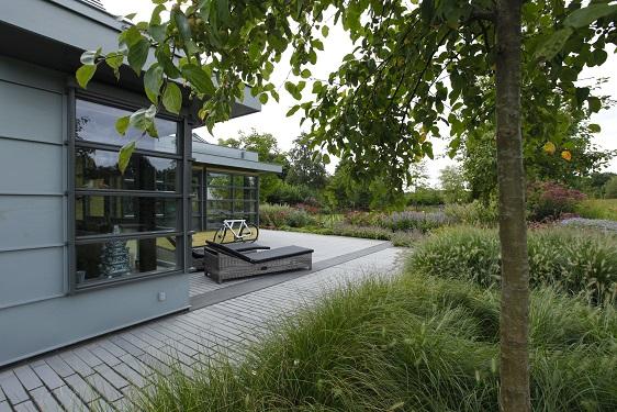 Tuin met twee gezichten Koninklijke Ginkel Groep, Jorrit Zwart