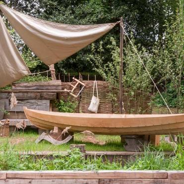The IBTC Lowestoft: Broadland Boatbuilder's Garden -Gary Breeze
