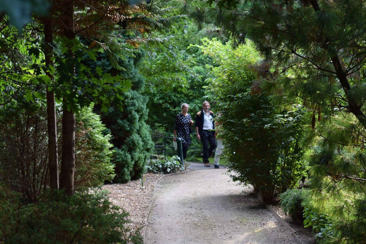 Trompenburg Tuinen & Arboretum Rotterdam opende nieuw voedselbos