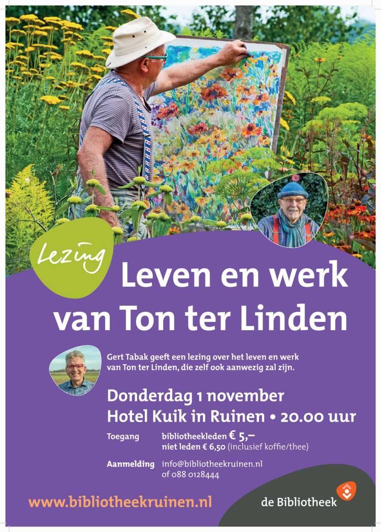 poster-Gert-tabak-Ton-ter-Linden