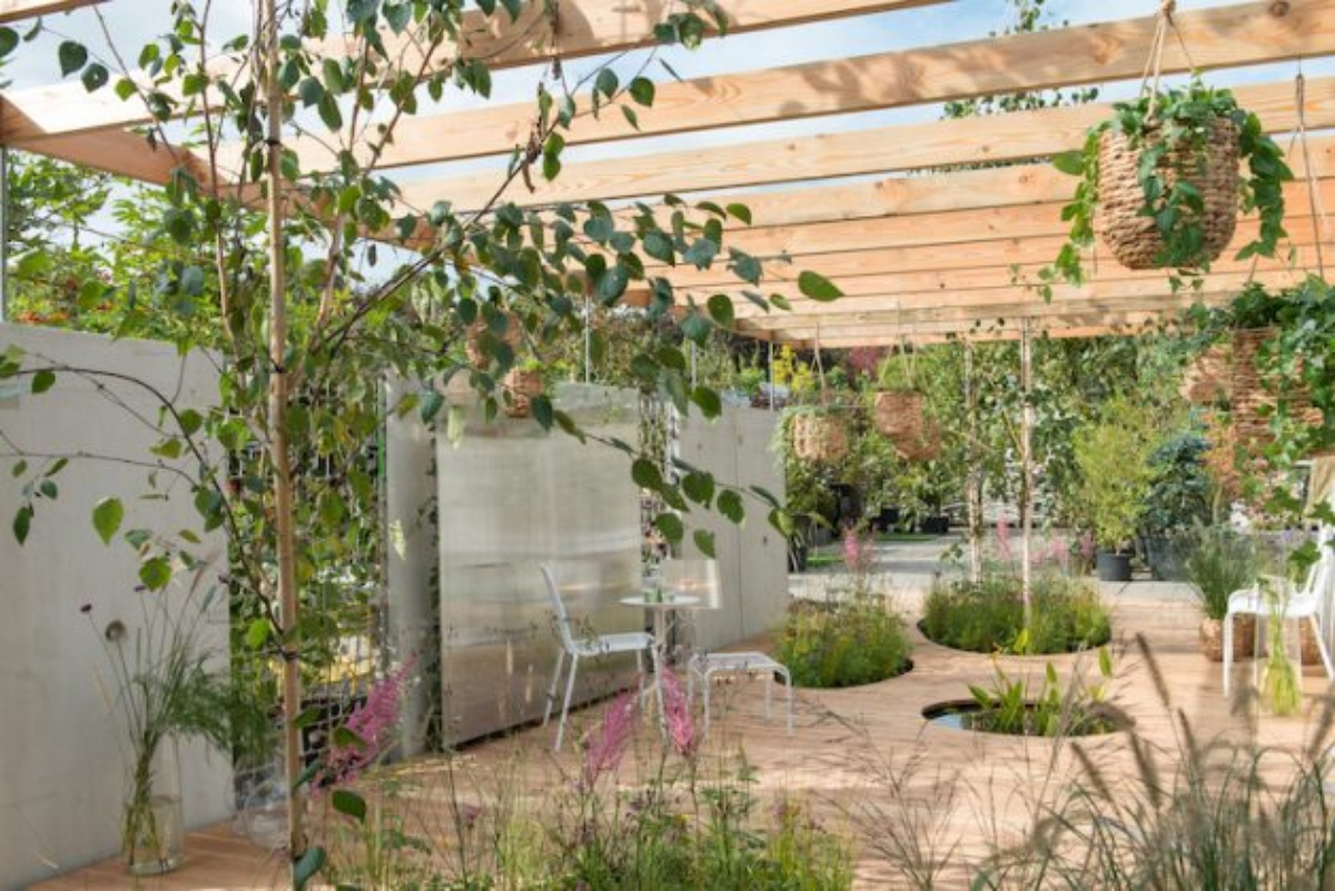 Kamerplanten-, en Tuintrends 2020